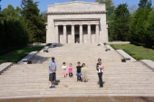 Abraham Lincoln's Birthplace, KY