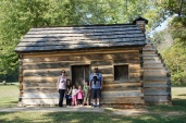 Abraham Lincoln's Boyhood Home, KY