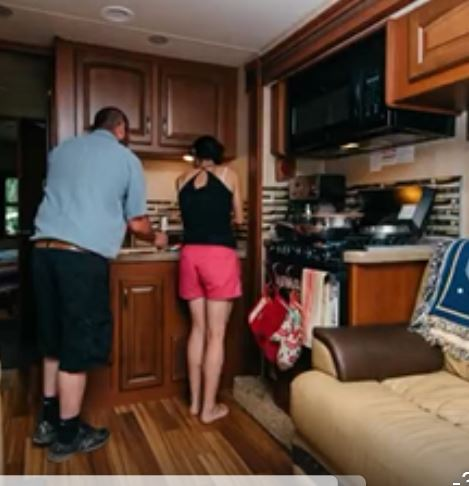 RV KITCHEN
